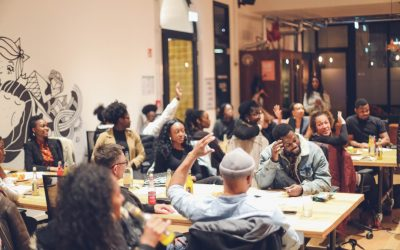 Future of Ghana Germany to organize the 10th Afro-German Business Afterwork in Hamburg
